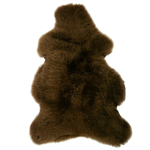 Swedish Sheepskin- Chalet Brown