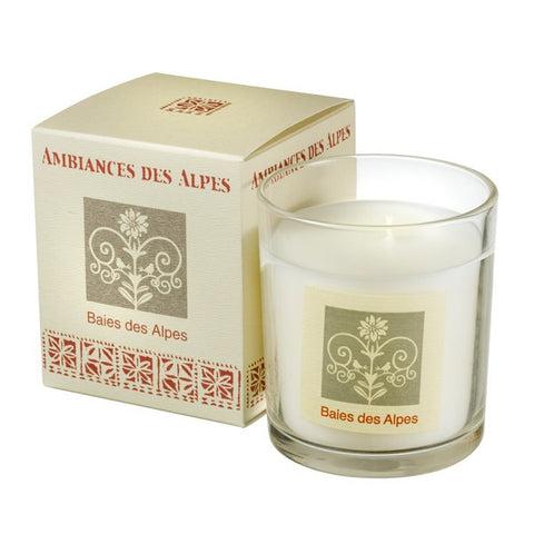 Cinnamon Orange Scented Candle