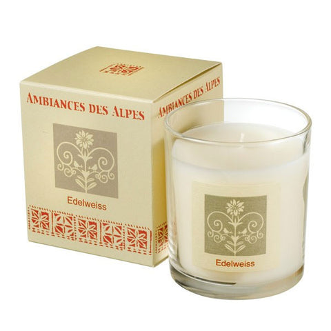 Alpine  Berries scented Candle