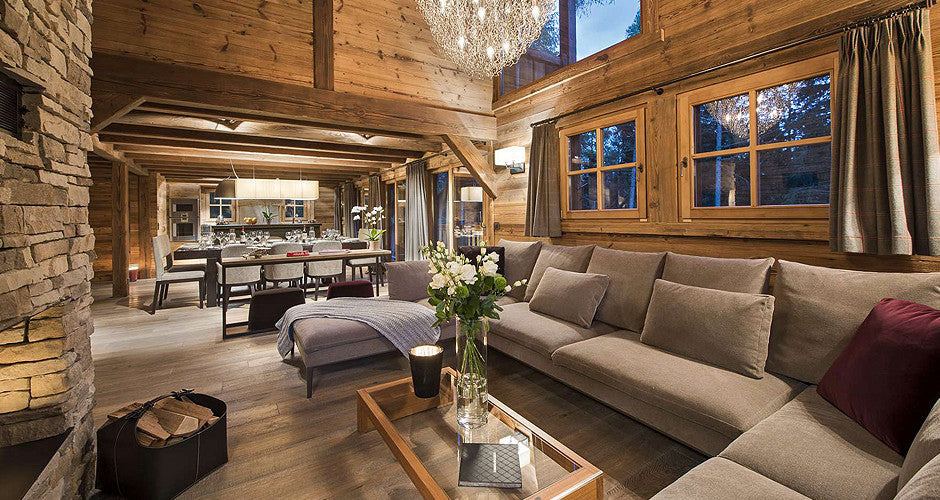 Live an alpine lifestyle in the UK