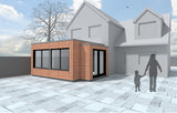 0.1 Space 18R - Single Storey Rear Extension