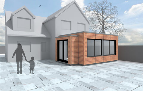 0.2 Space 18L - Single Storey Rear Extension