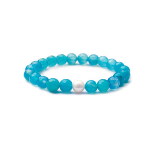 Turquoise Blue Agate