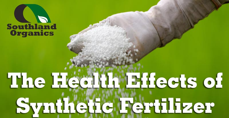 Health Effects of Synthetic Fertilizer