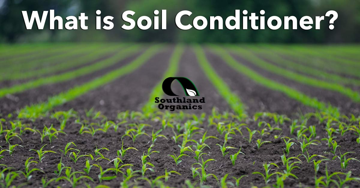 What is Soil Conditioner?