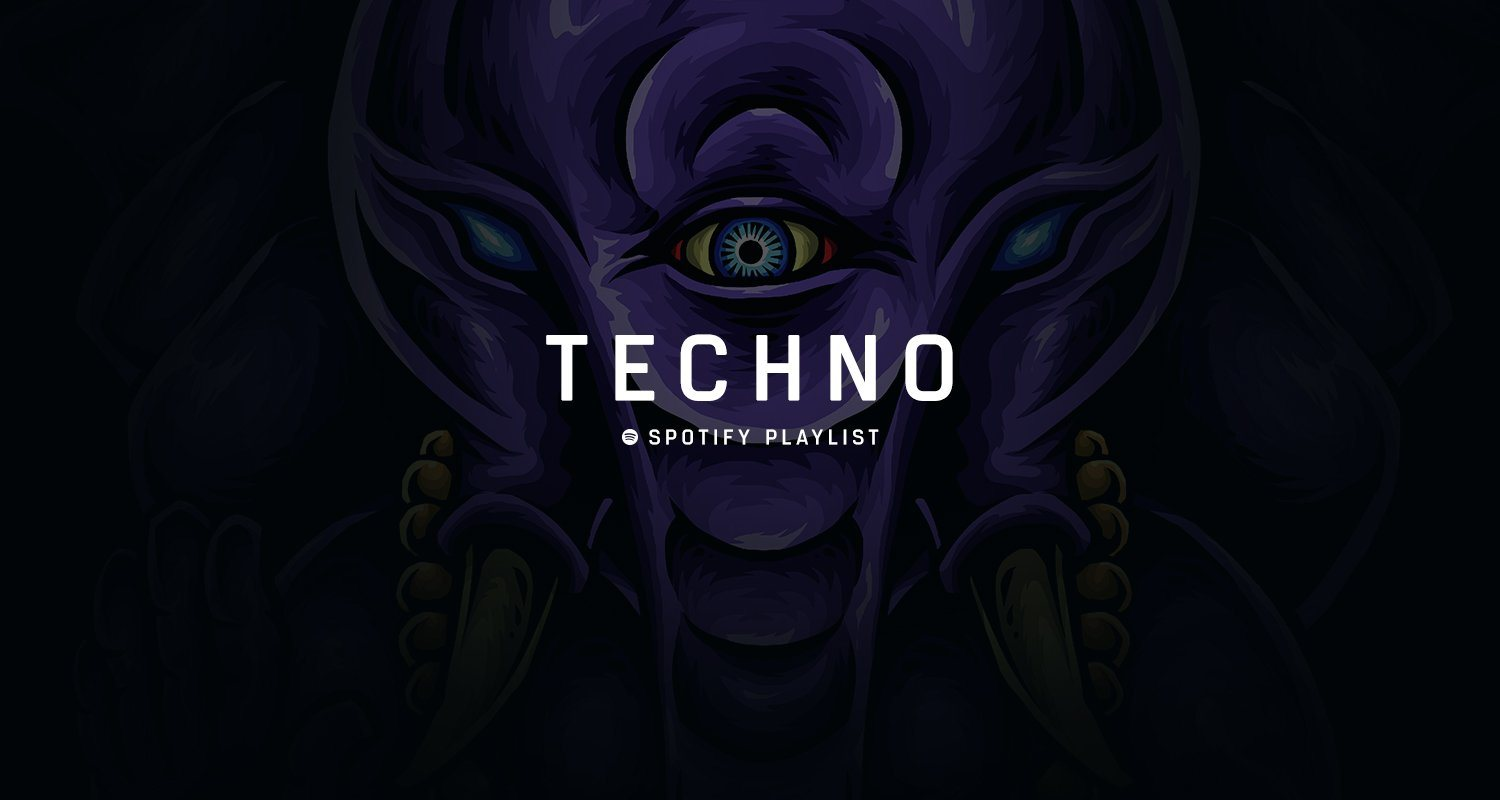 Techno Spotify playlist