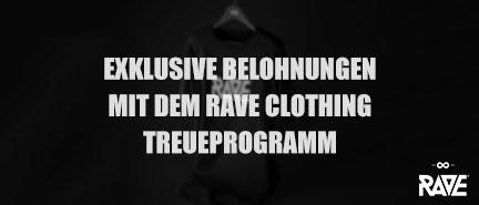 Exclusive rewards with the RAVE Clothing loyalty program