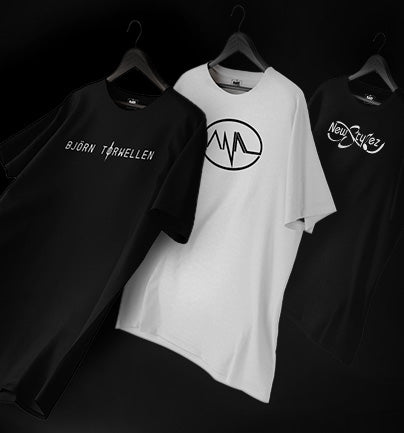 DJ & Label Merchandise von RAVE Clothing