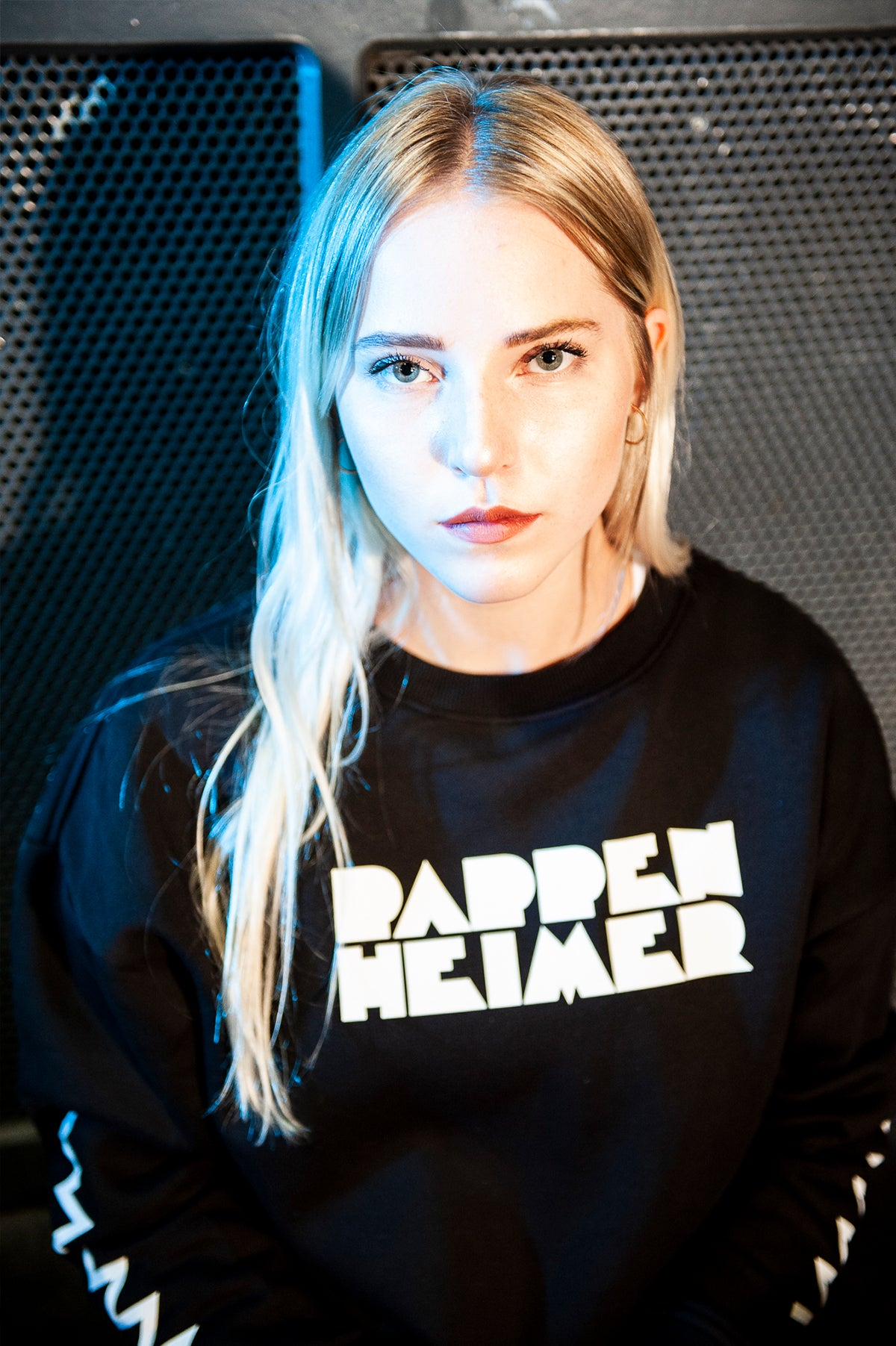 Pappenheimer sweater and Instagram technoinmyveins_