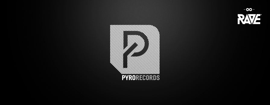 Pyro Records merchandise from RAVE Clothing