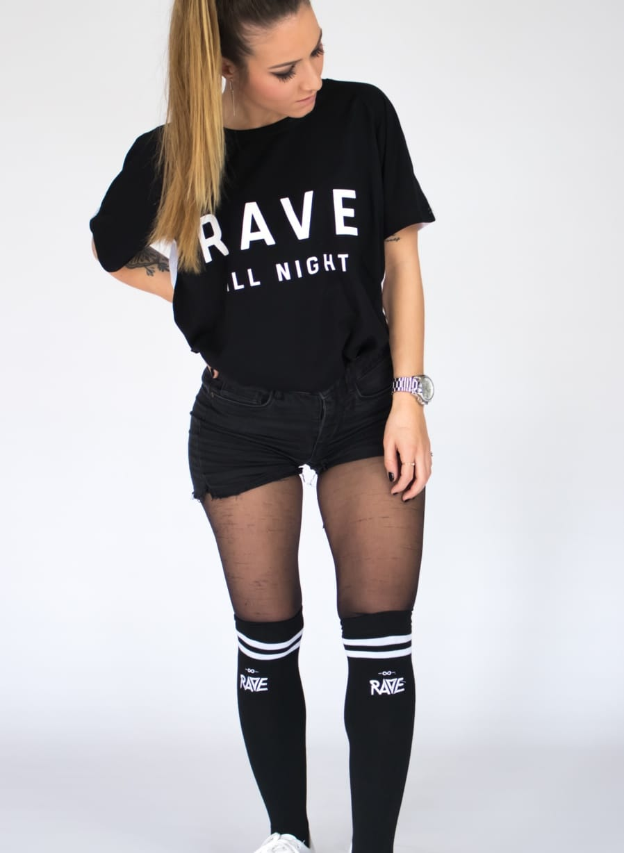 Rave Techno Outfit