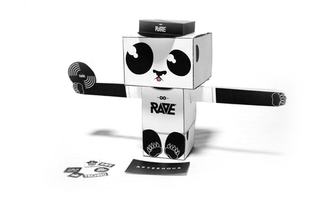 RAVE Buddy from RAVE Clothing