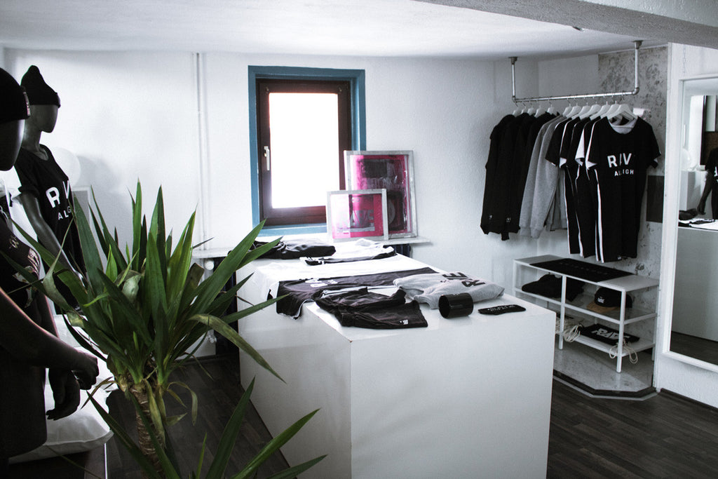 Rave Clothing Showroom