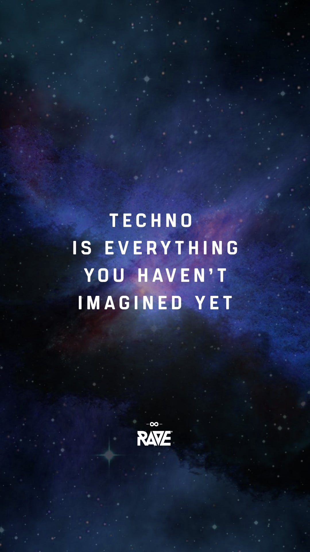 Techno is everything you haven't imagined yet