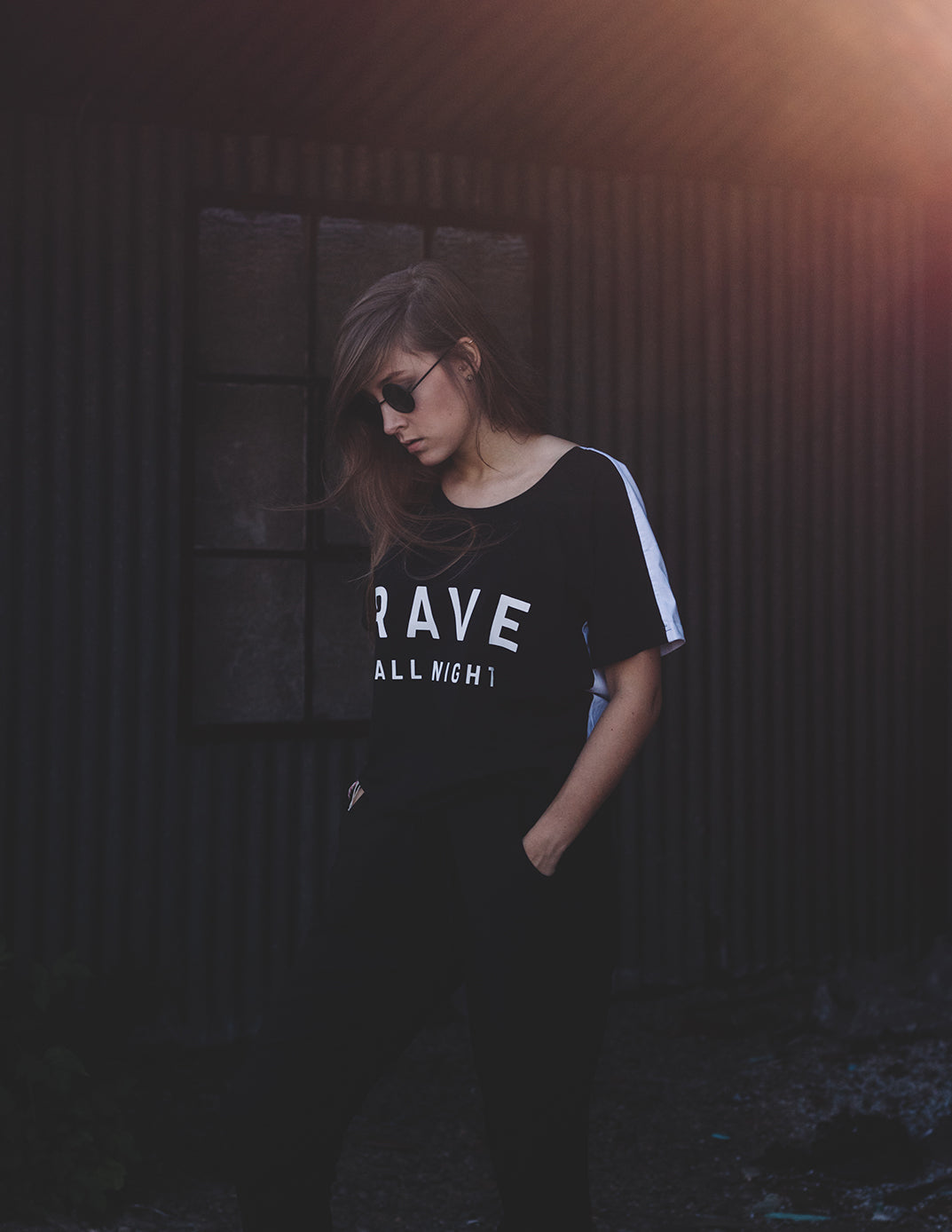 Rave Techno Shirt