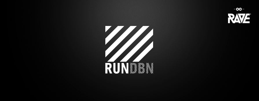 RUN DBN Records Merchandise von RAVE Clothing