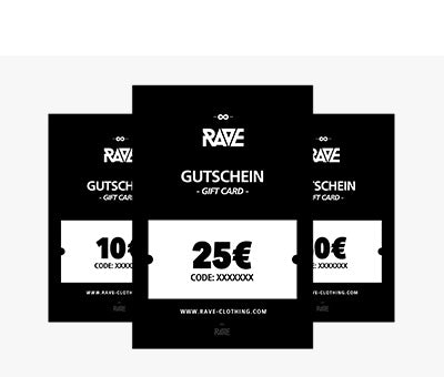 RAVE Clothing Gutscheine