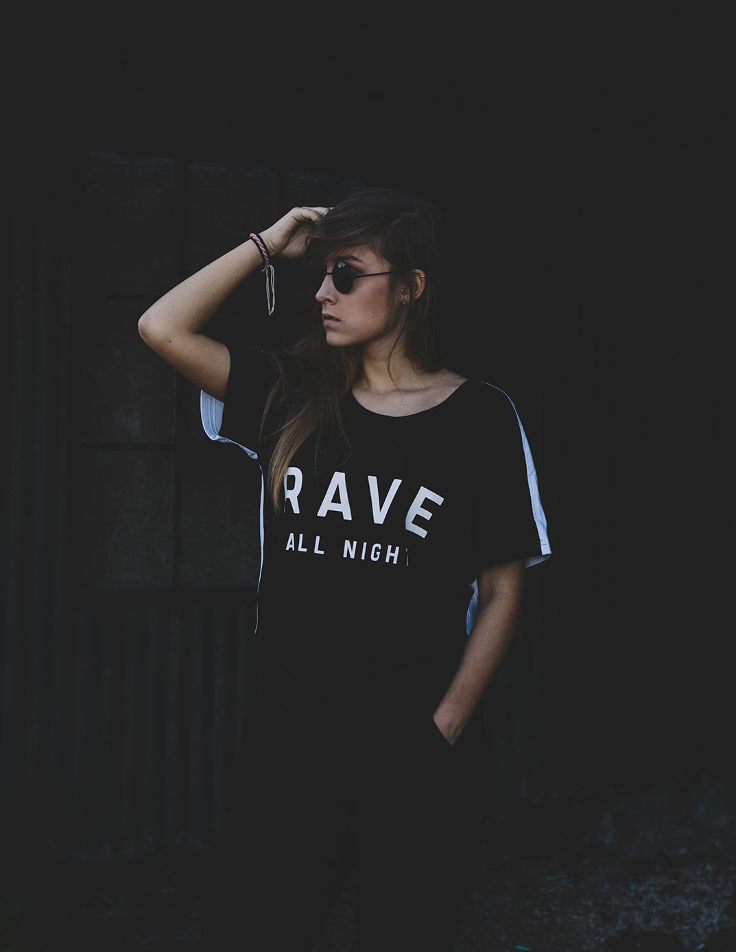 Rave All Night Shirt