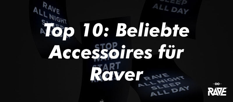 Accessories for techno ravers
