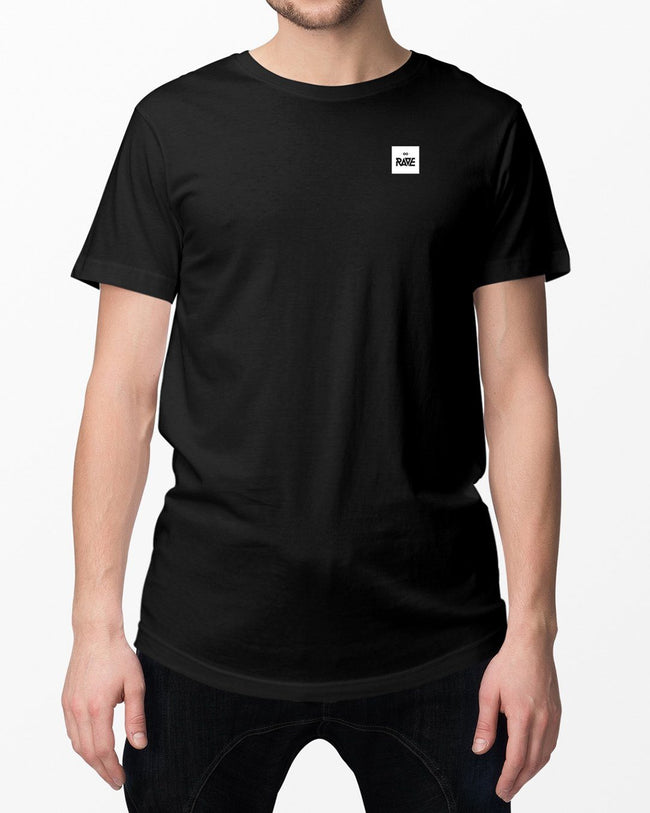RAVE Basic T-Shirt in black