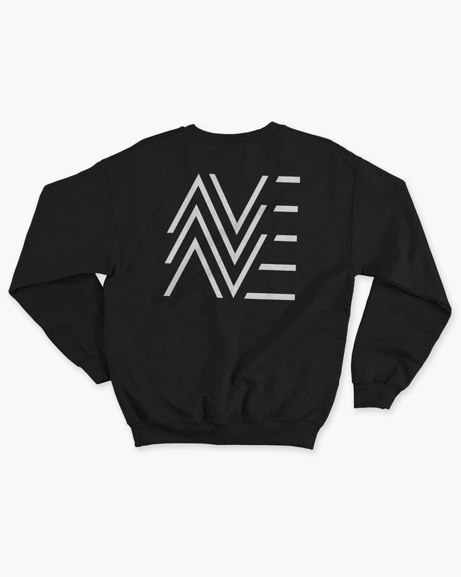 DJane AVE Crew Sweater by RAVE Crew Clothing