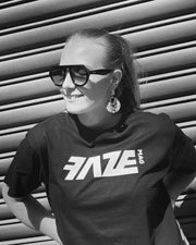 FAZEmag T-shirt in black