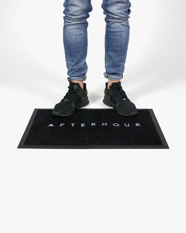 After-hour doormat by RAVE Clothing