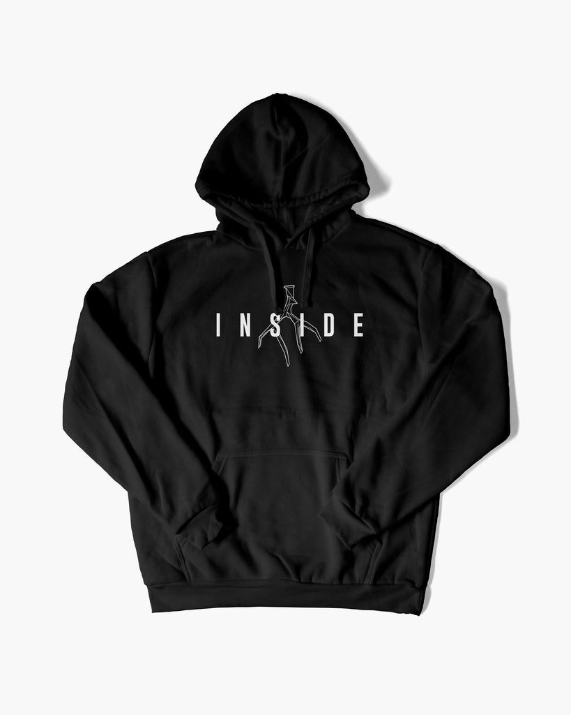 Inside Booking Hoodie von RAVE Clothing