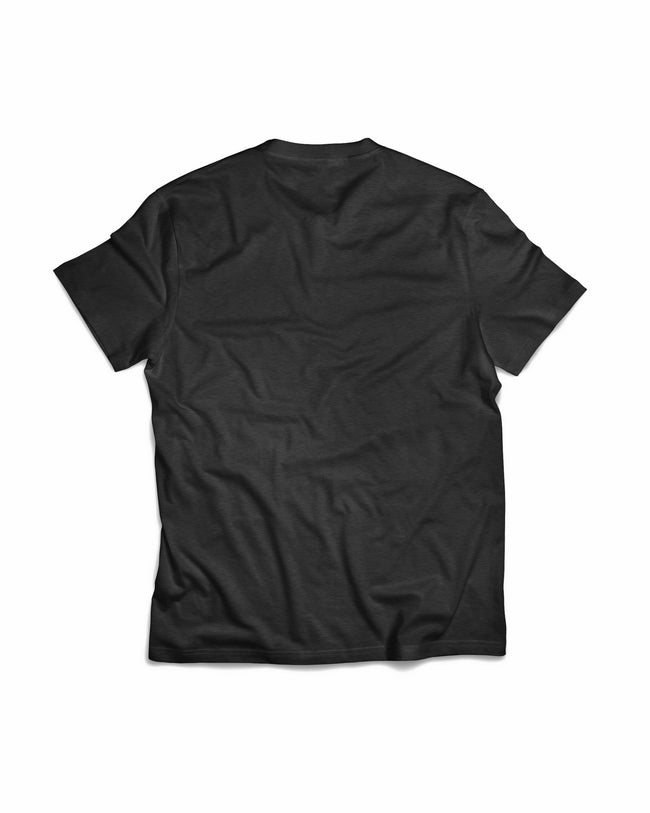 Dark gray techno t-shirt for women