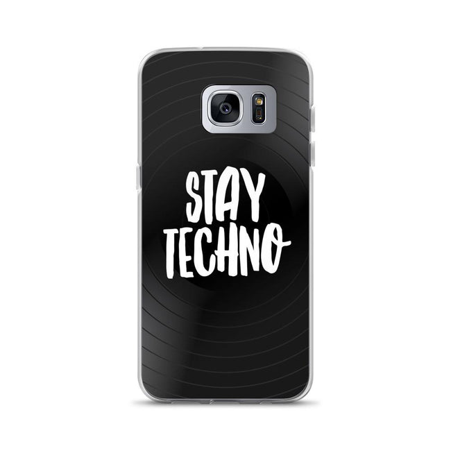 Stay Techno Samsung phone case