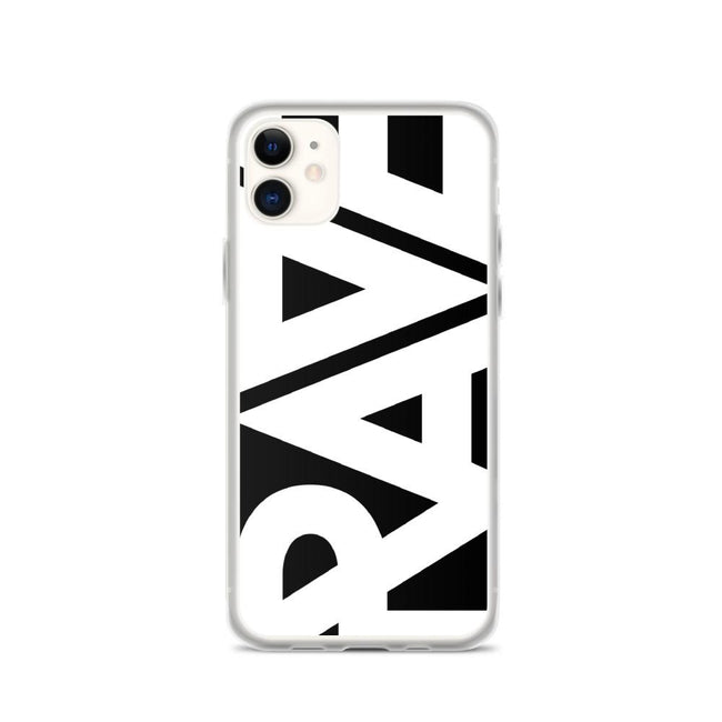 RAVE Gang iPhone case