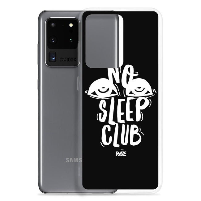 No Sleep Club Samsung phone case