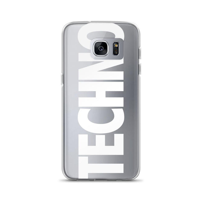 Techno Samsung phone case