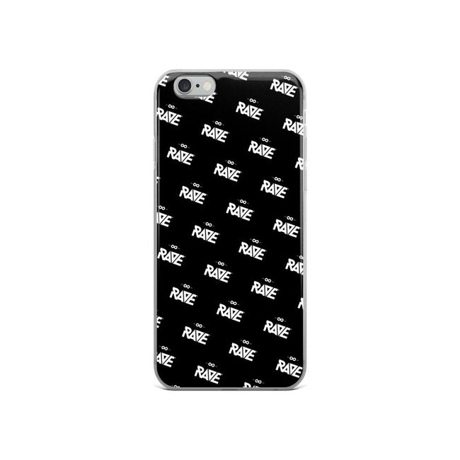 RAVE Pattern iPhone case