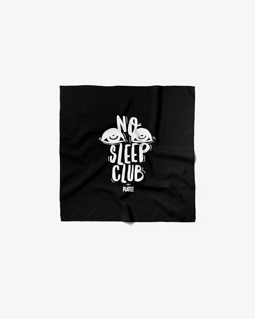 No Sleep Club flag