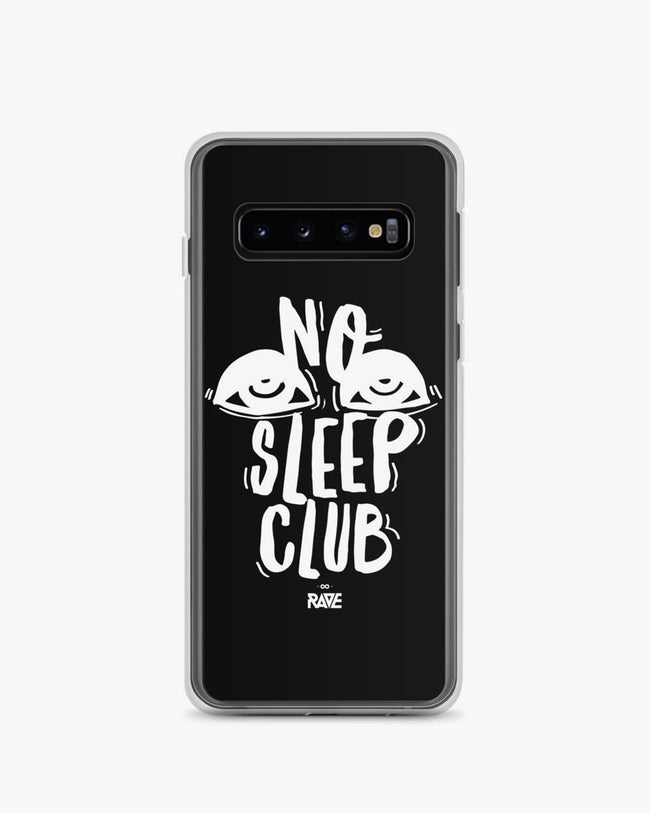 No Sleep Club Samsung Handyhülle