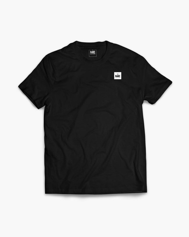 RAVE Basic T-Shirt in black for women by RAVE Clothing