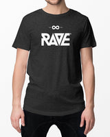 RAVE T-Shirt in dunkelgrau von RAVE Clothing