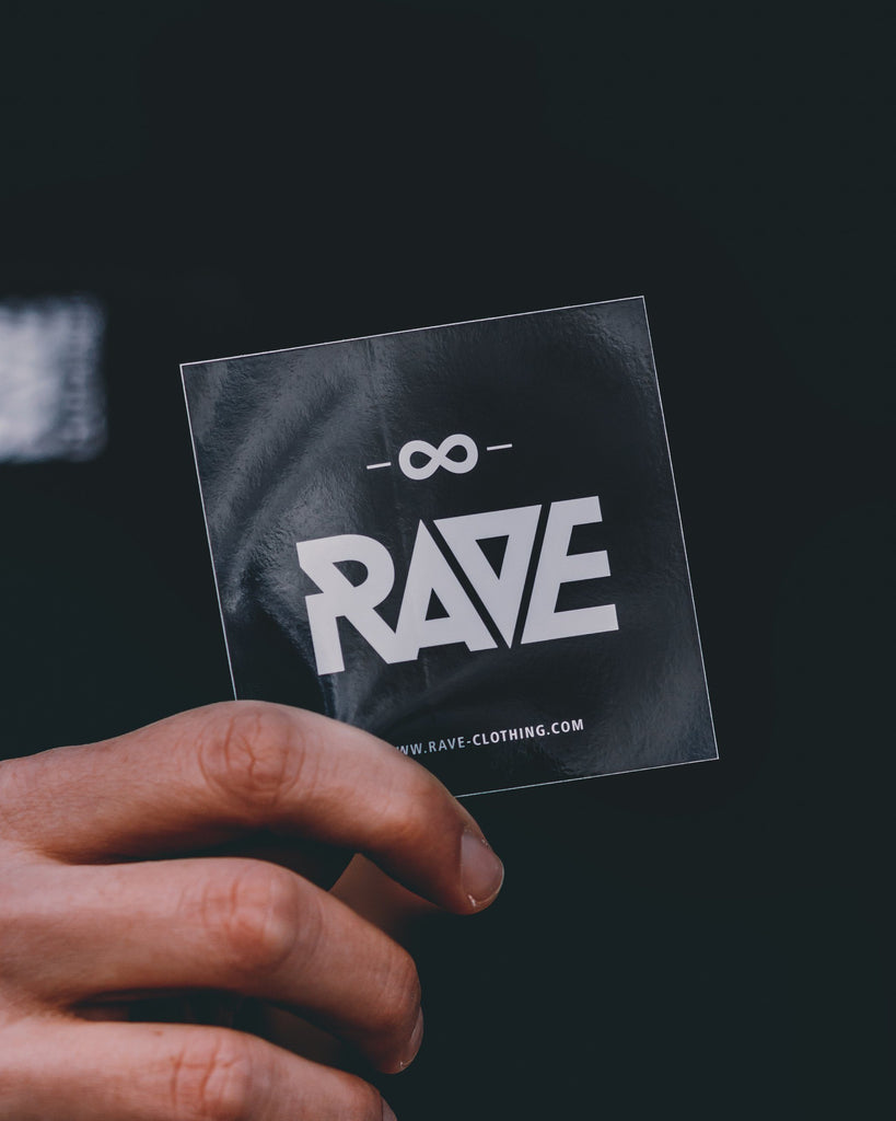 RAVE Clothing® Sticker