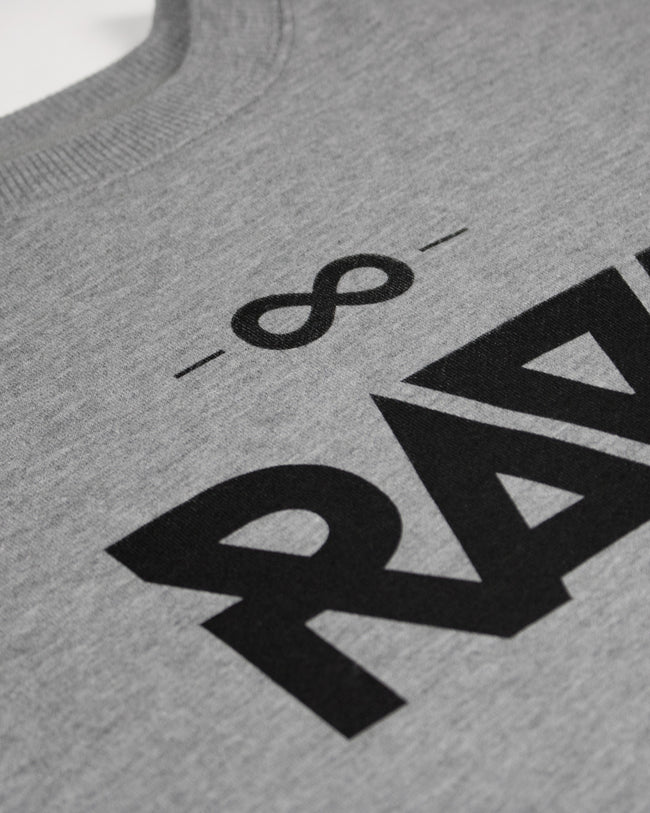 RAVE Crewneck for techno parties, raves or at home