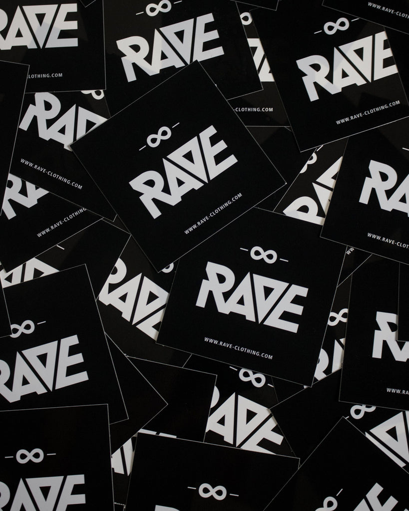 RAVE Clothing Sticker von RAVE Clothing