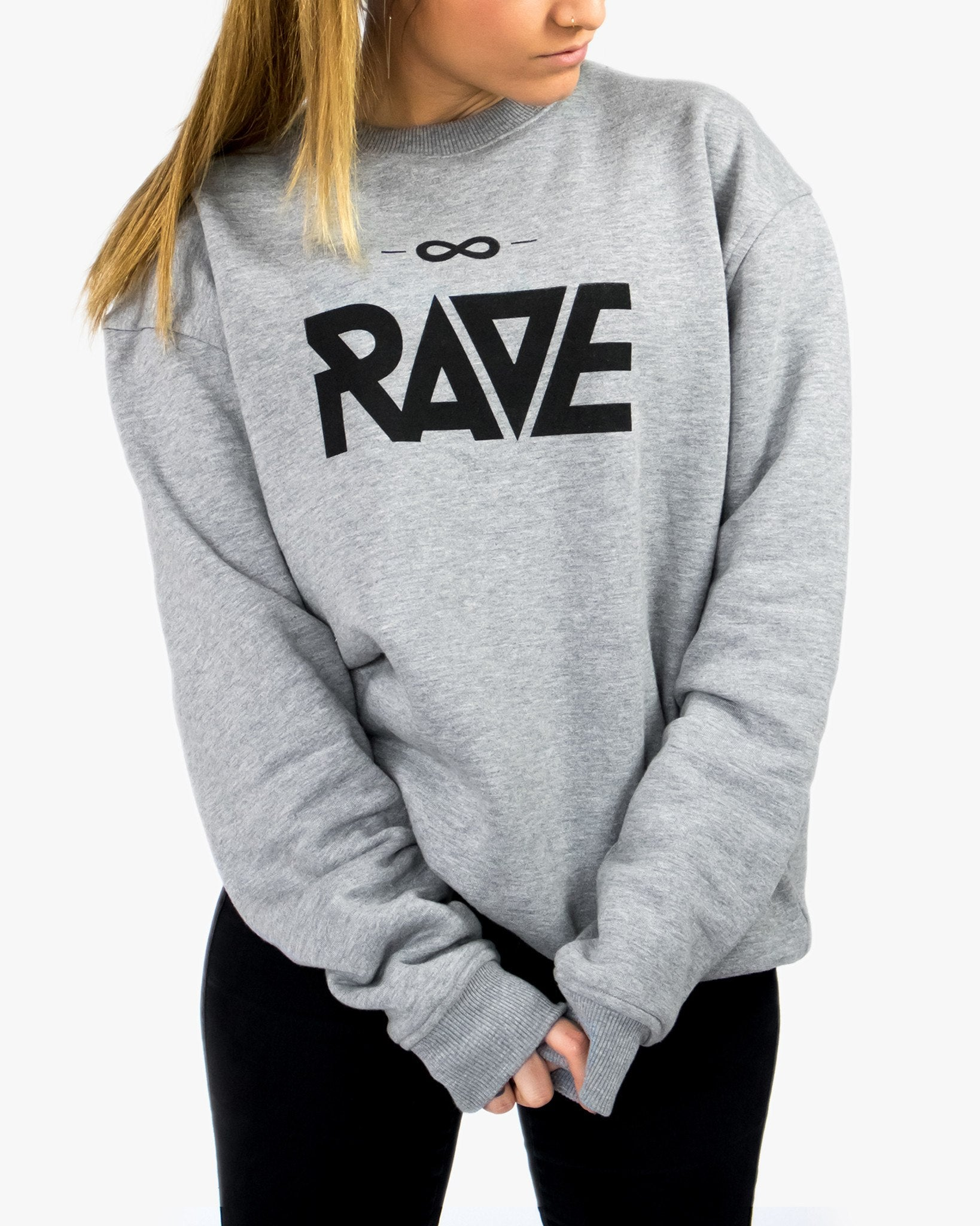 RAVE Crewneck from RAVE Clothing