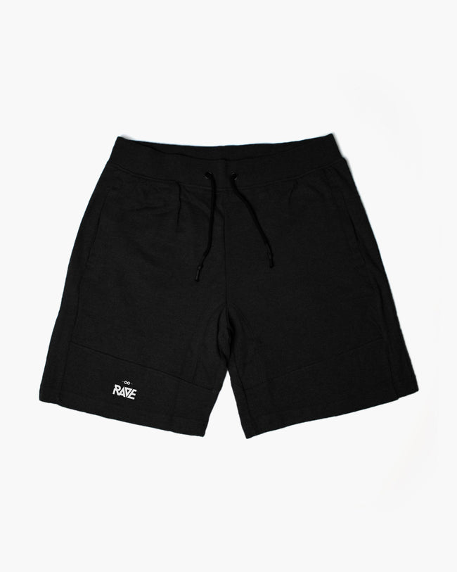 RAVE Shorts in schwarz von RAVE Clothing