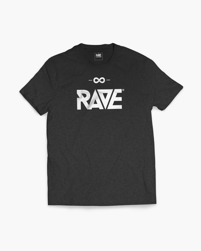 RAVE T-shirt in dark gray for men by RAVE Clothing