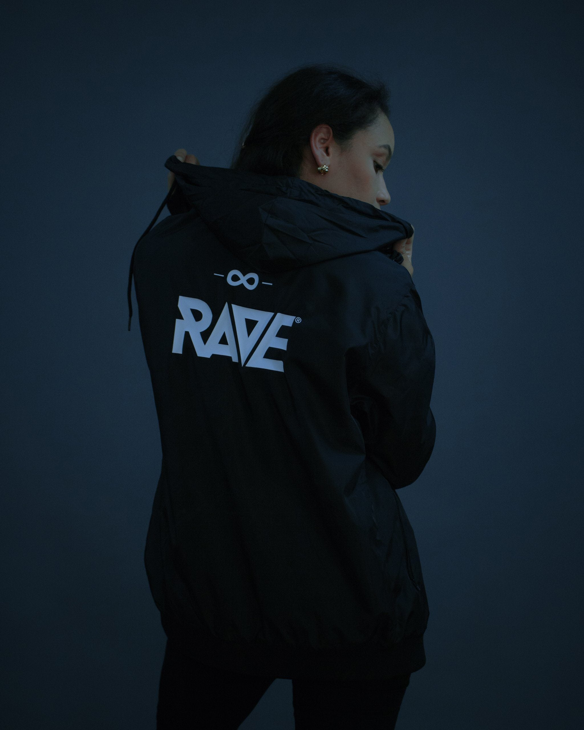 Windbreaker from RAVE Clothing