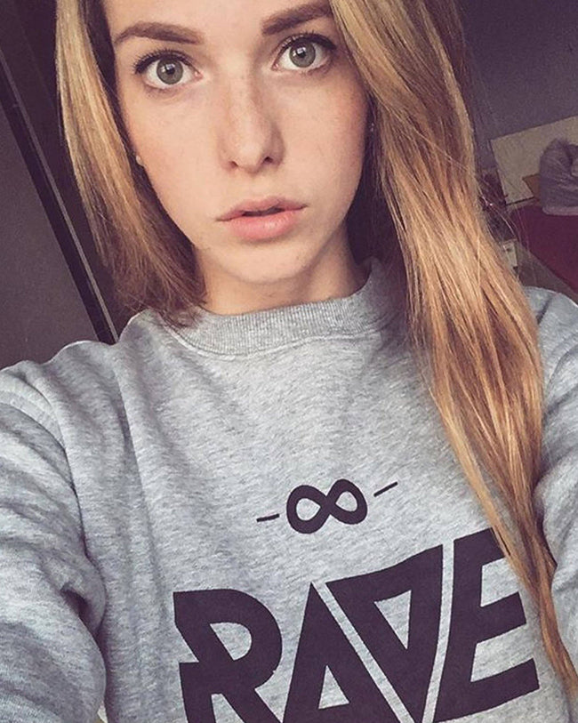 RAVE pullover for women by RAVE Clothing