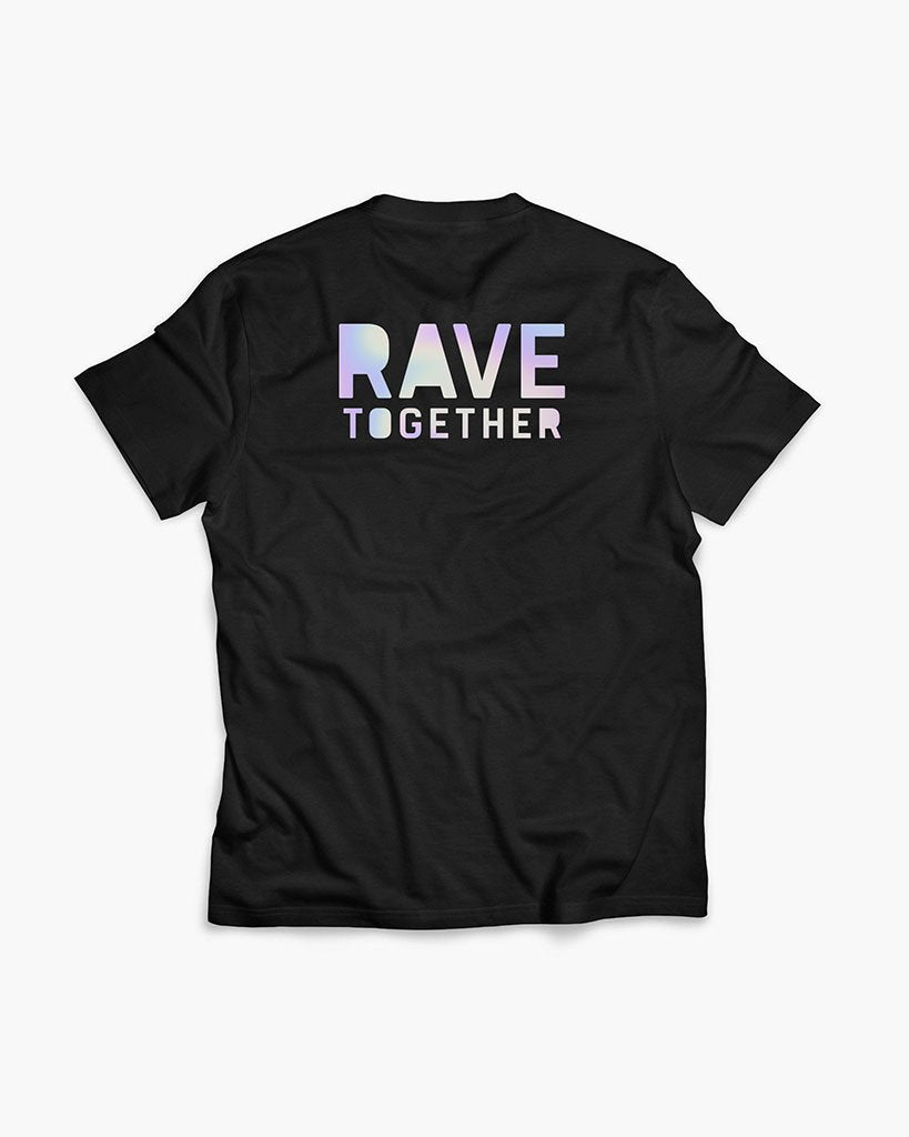 Rave Together Holo T-Shirts
