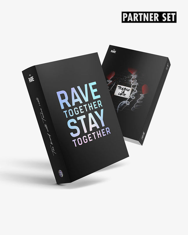 Rave Together Stay Together Fanbox