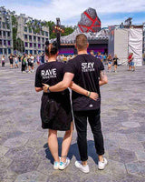 Rave Together Stay Together Partner T-Shirts