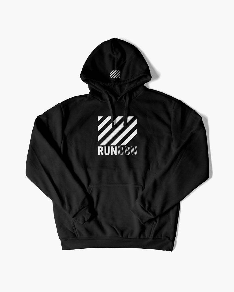 RUN DBN Hoodie von RAVE Clothing